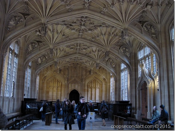 """Harry Potter"" hall"