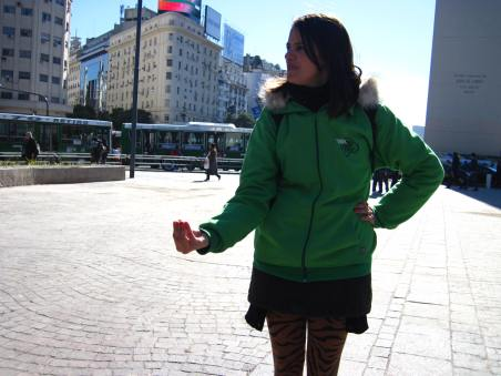 Tour Guide in Buenos Aires, Argentina