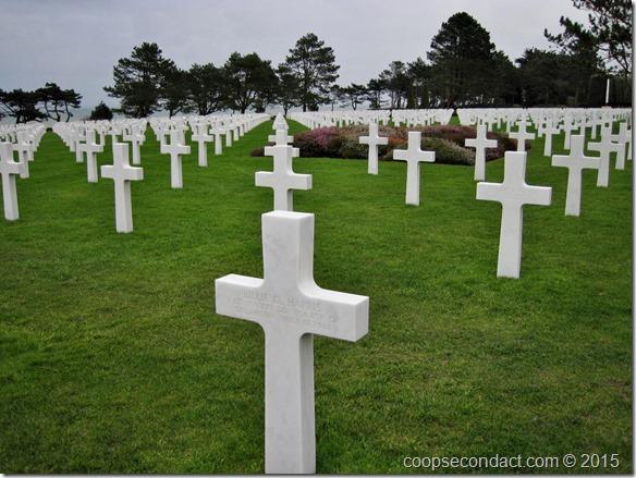 American Cemetery - Omaha Beach