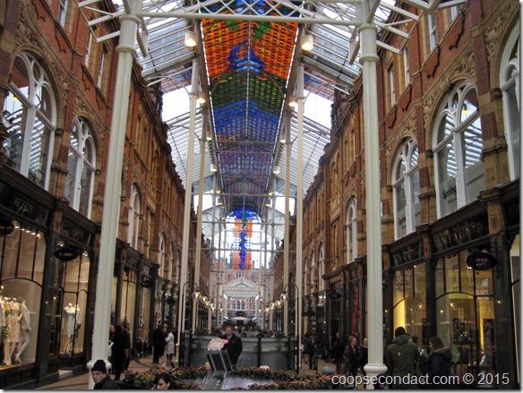 Shopping arcades