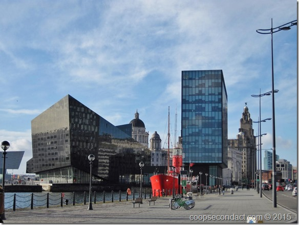 Albert Dock and Pier Head