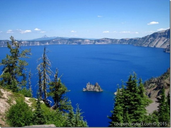 Crater Lake - Phantom Ship viewpoint
