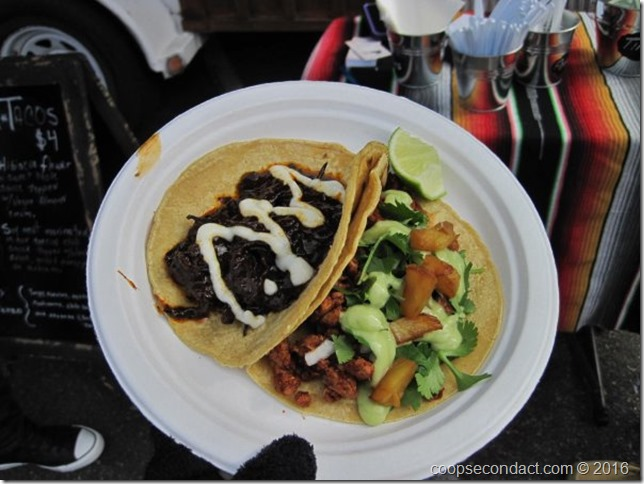 Vegan tacos