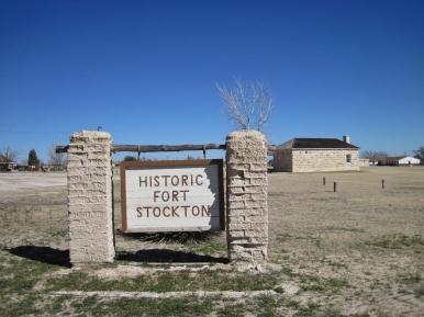 Historic Fort Stockton