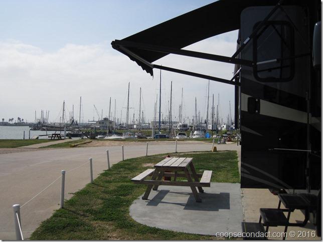 Nice spot by the bay