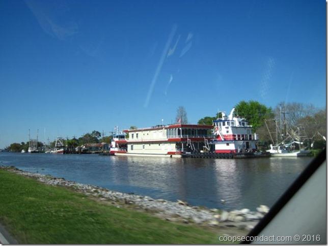 Along Bayou Lafourche
