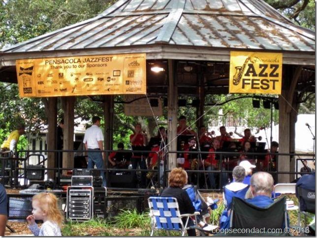 Pensacola Jazz Fest