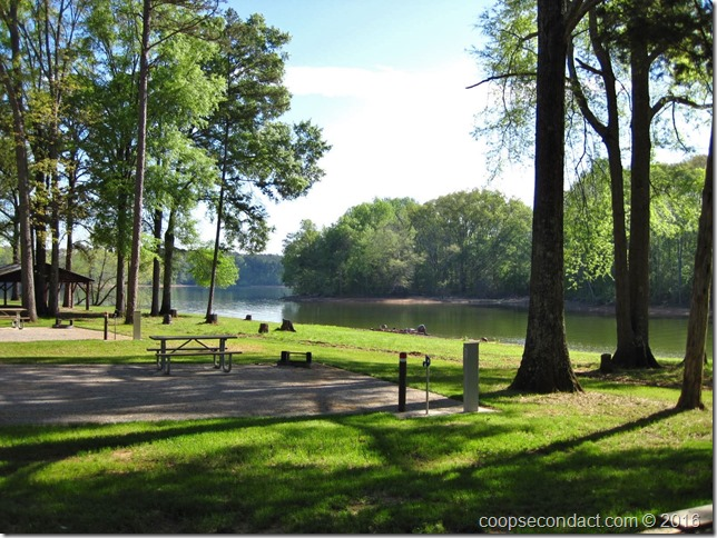 Tims Ford State Park - Fairview Campground