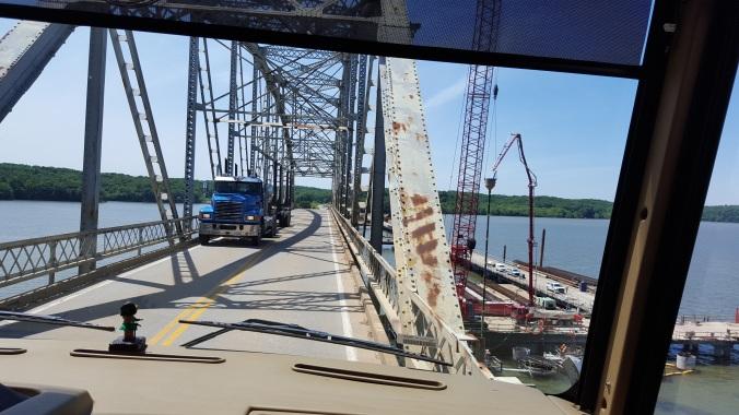Barkley Lake bridge