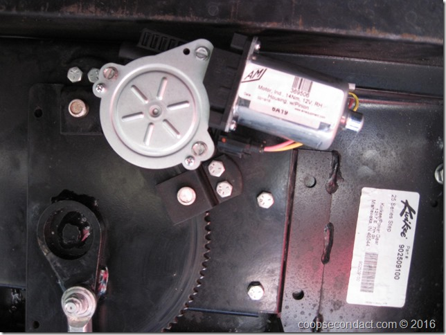 RV Steps Motor