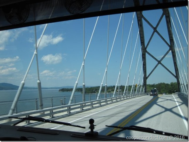 Lake Champlain Bridge