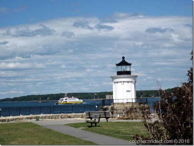 South Portland - Bug Light