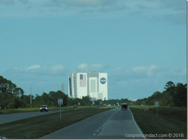 Vehicle Assembly Building