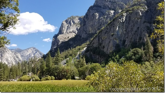 Kings Canyon - Zumwalt Meadow
