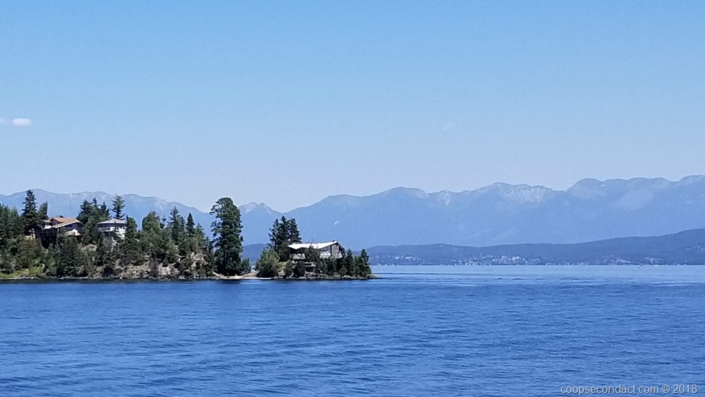 Rollins Mt Flathead Lake Second Act