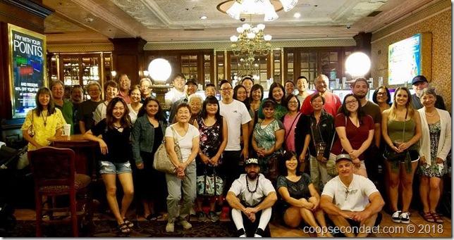 Iwashita-Akiyama family reunion