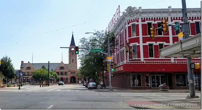 Downtown Cheyenne