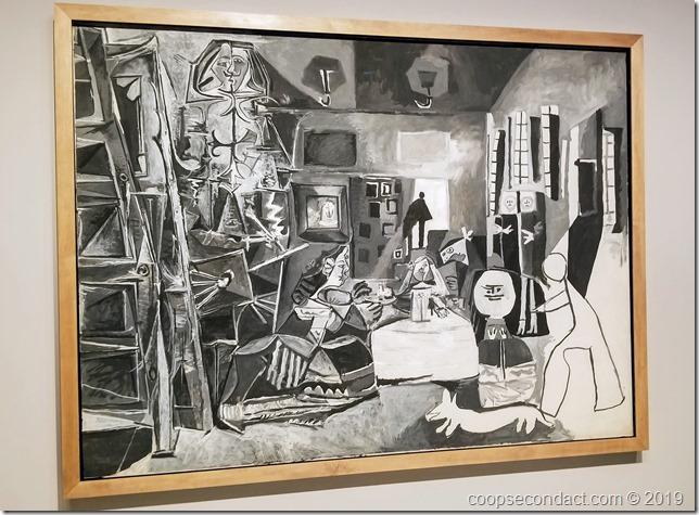 """""""Las Meninas"""", Picasso 1957"""