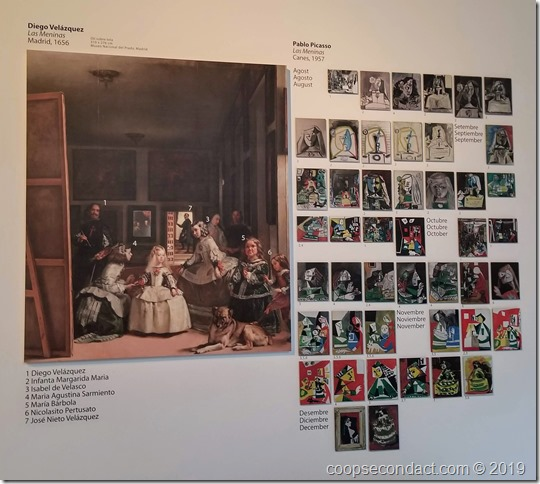 Las Meninas, Velazquez & Picasso