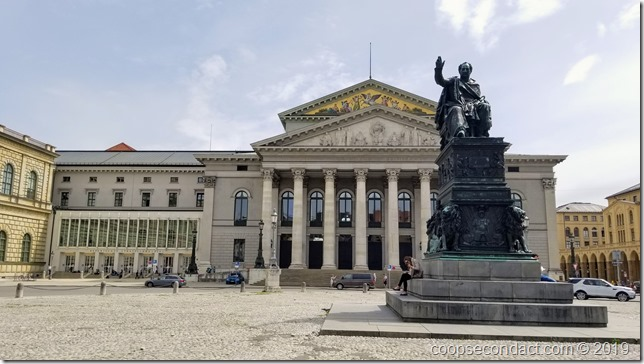 Bavarian National Theater