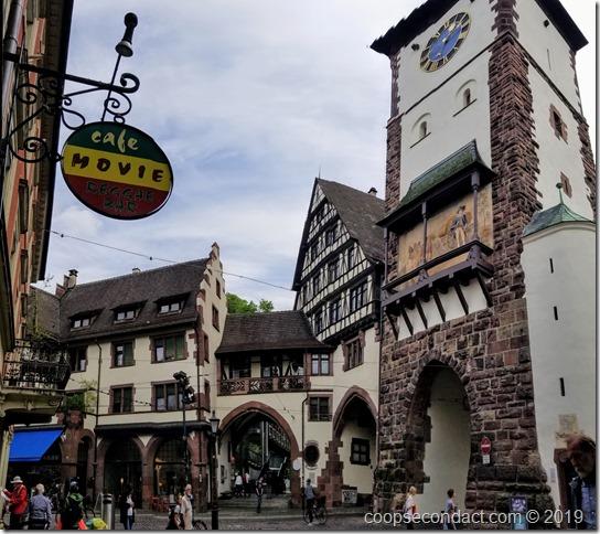Schwabentor - City Gate