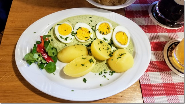 Frankfurter Grüne Sosse