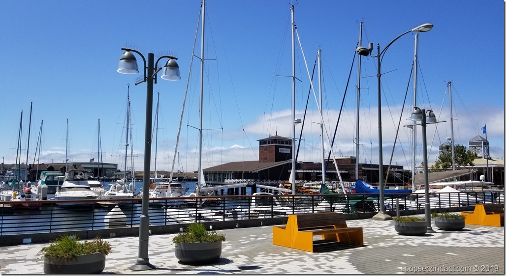Waterfront at Jack London Square