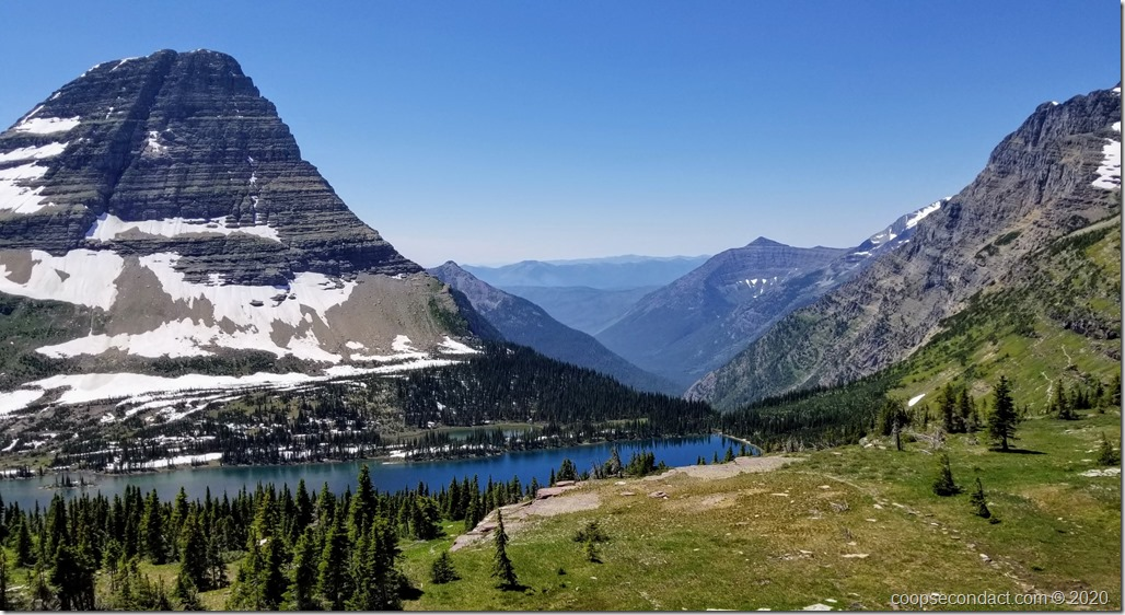 Hidden Lake-Glacier National Park